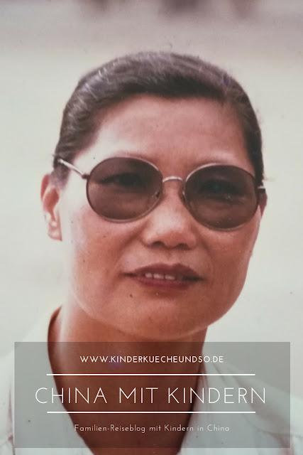 Meine chinesische Oma