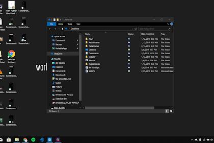 Cara Backup Otomatis Document Windows 10 Ke Onedrive
