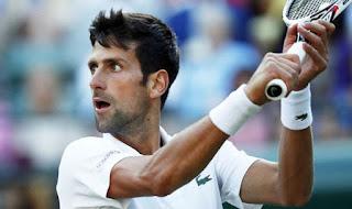 Novak Djokovic Wimbledon 2018