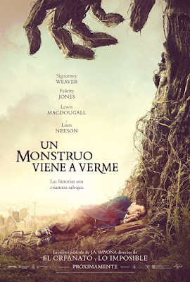 A Monster Calls 2016 DVD Custom BDRip NTSC Latino V3