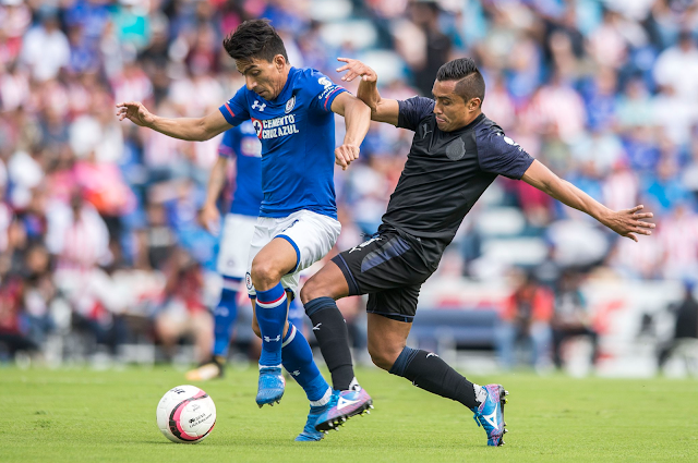 Cruz Azul igualó 1-1 con Chivas