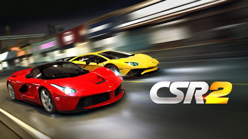 CSR Racing 2  – APK MOD HACK – Dinheiro Infinito
