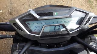 Cara Atur Jam Dan Reset SpeedoMeter Honda CB150R
