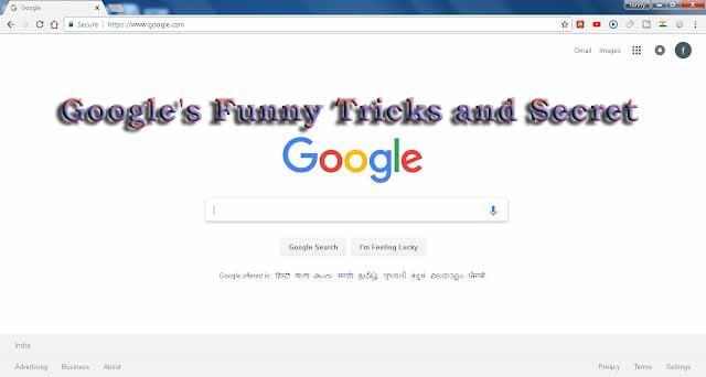 Google's Funny Secret
