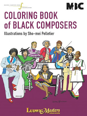 LASentinel.net: Coloring Book Features Black Musical Composers