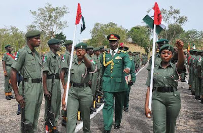 103 Top Nigerian Army Officers Redeployed