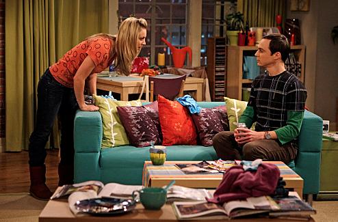 Pennys Apartment  Big Bang Theory