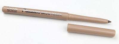 Boe Professional Precision Wind-Up Brow Pencil in Natural to Medium review swatch swatches