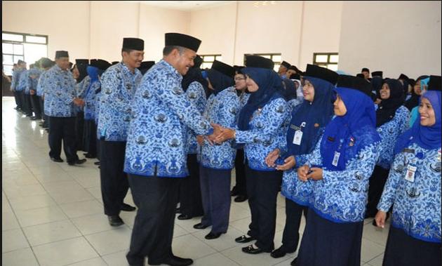 Kabar Gembira !! Ribuan Guru Honorer SD SMP Akan Menerima SK Bupati