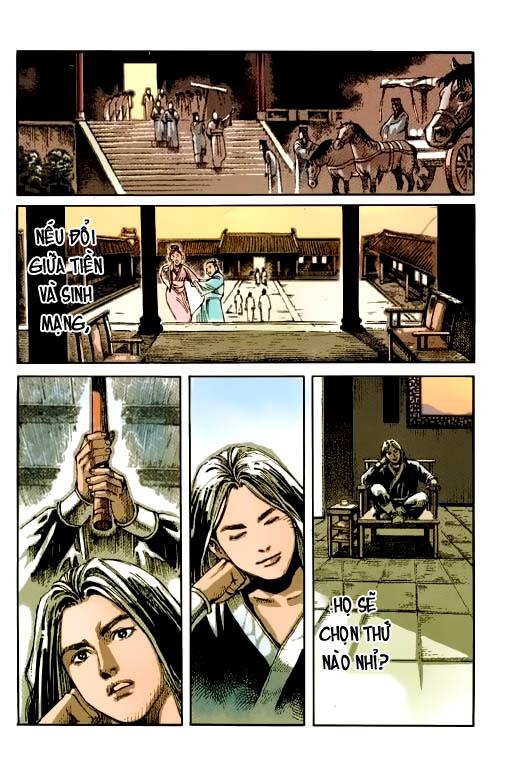 Hỏa phụng liêu nguyên Chương 1: Đế vương thức tỉnh trang 14