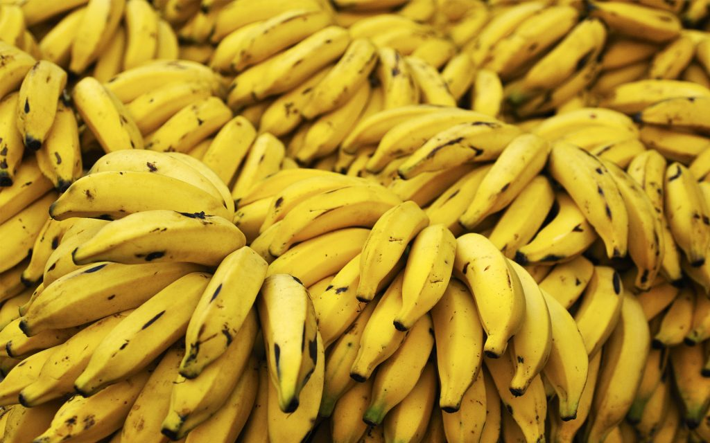 Supermarket finds cocaine in bananas
