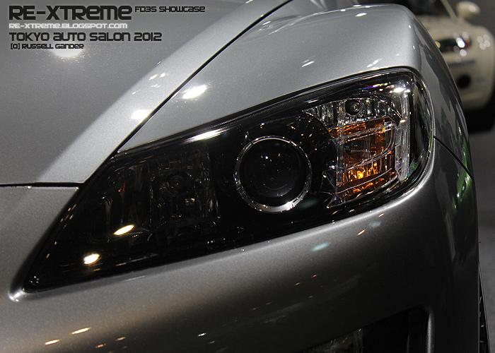 Re Xtreme Tokyo Auto Salon 2012 Spirit R Rx8