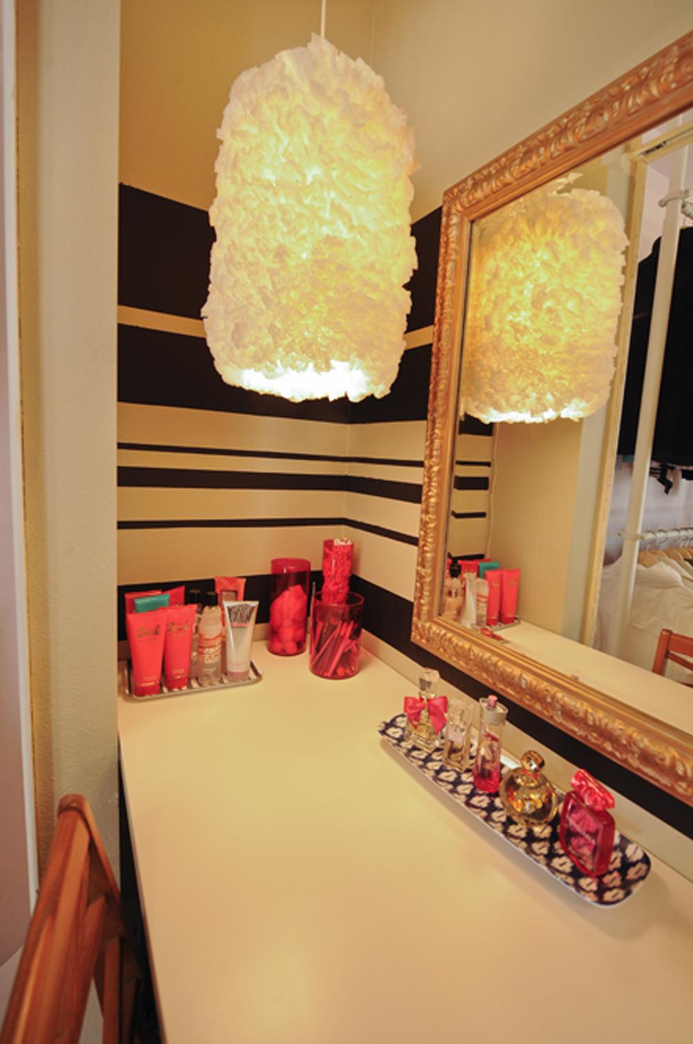 4 Light Bathroom Vanity Light