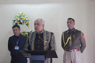 Mizoram Guv Visits Saiha District