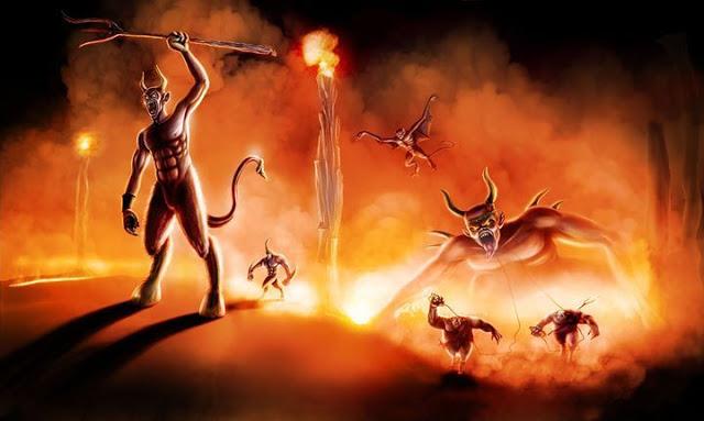 5 Anak Iblis di Muka Bumi yang Paling Berbahaya Karena yang Mereka Perbuat ini