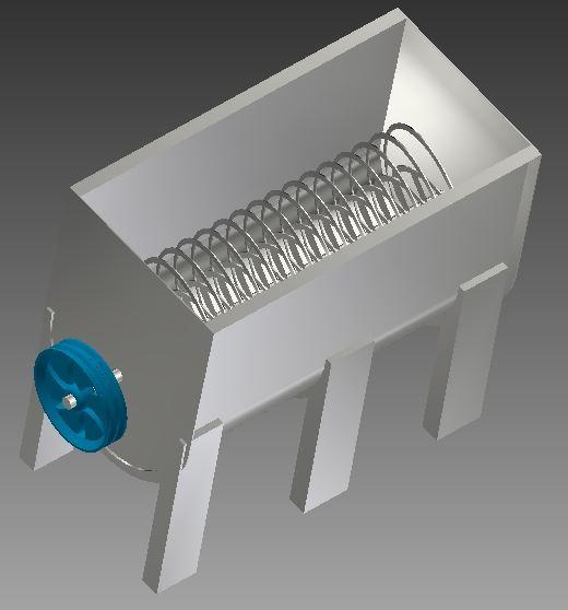 Feed Mixer Design