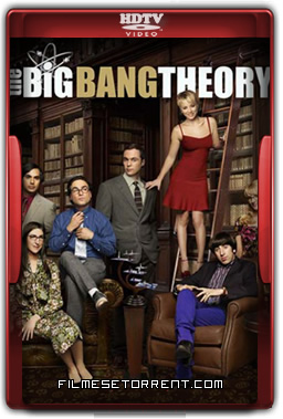 The Big Bang Theory 9ª Temporada Torrent - WEB-DL 720p Dual Áudio