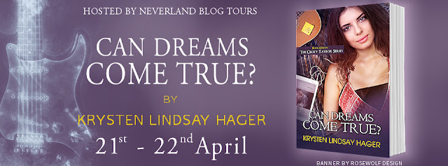 """Q&A with Krysten Lindsay Hager (Author of """"Can Dreams Come True?"""")"""