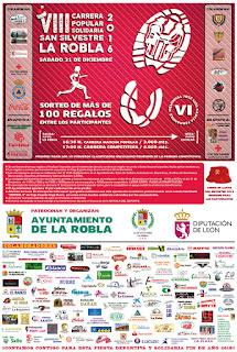 San Silvestre La Robla 2016