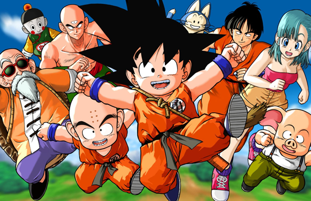 Dragon Ball Junior Episode 71 75