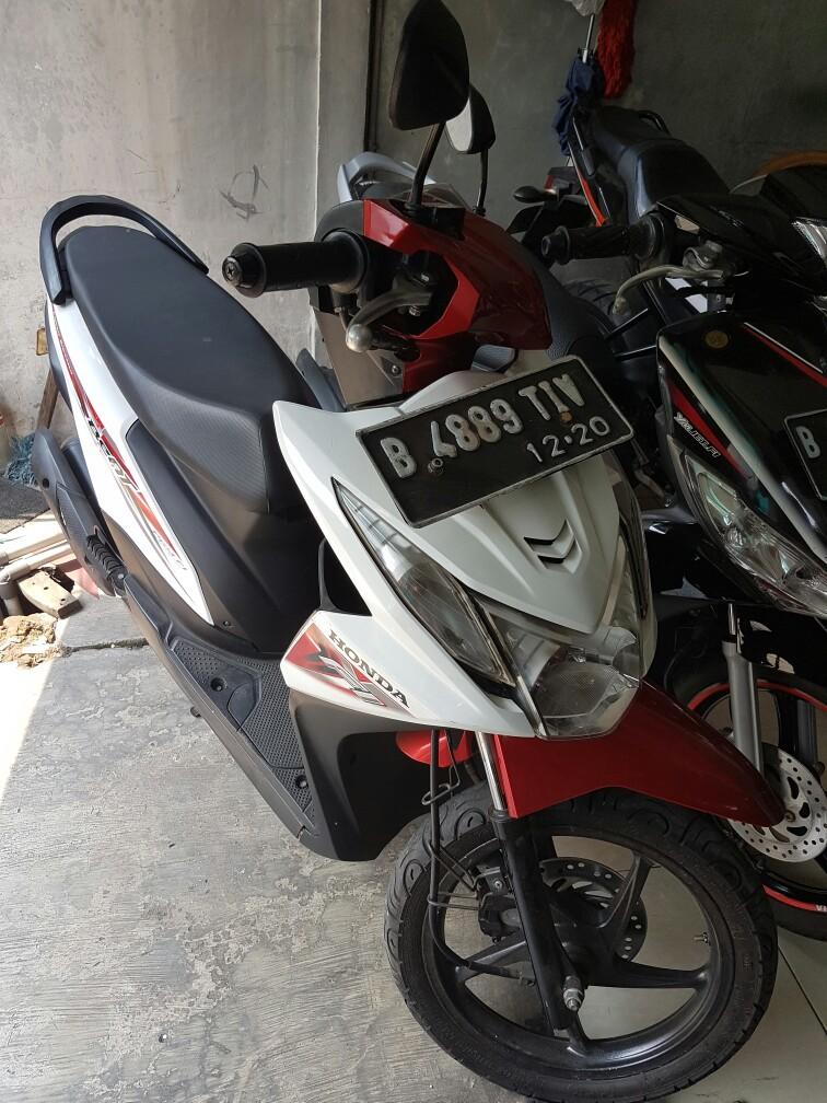 Olx Motor Bekas Honda Beat Jakarta Pusat ...