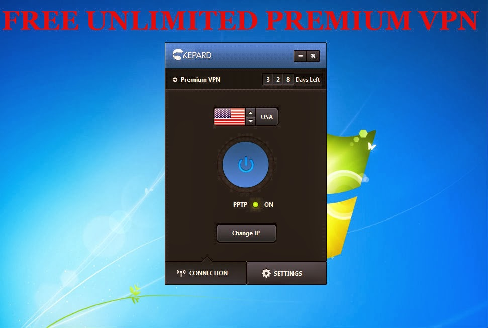 Download Kepard - Unlimited FREE Premium VPN - Review