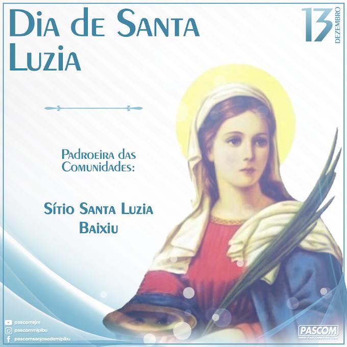 DIA DE SANTA LUZIA