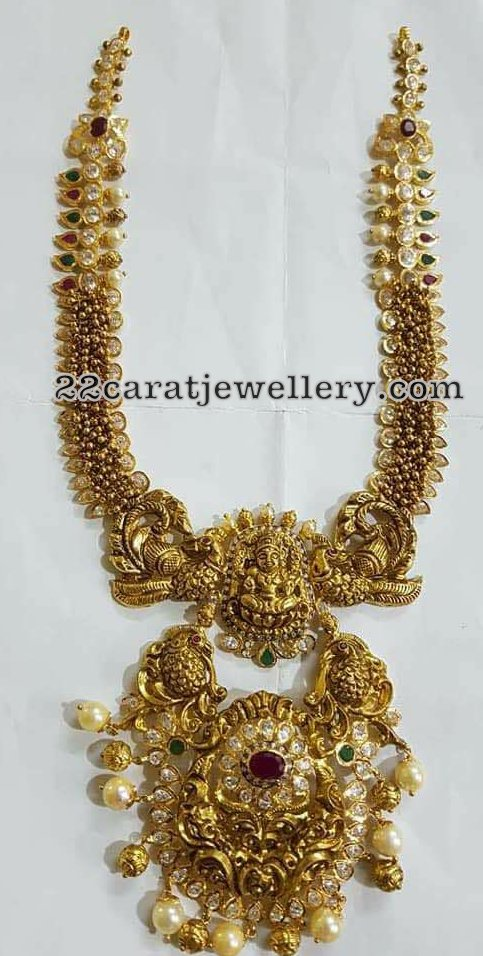Lakshmi Long Sets with Small Gold Swirls