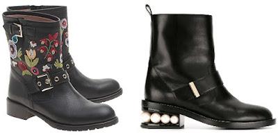 scarpe moda donna autunno-inverno 2016/17: gli stivali