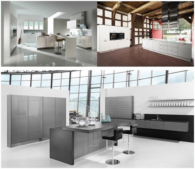 Interiorismo de cocinas modernas | Instalacion y reformas de cocinas ...