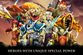 Legendary Heroes Apk v2.3.1 Mod (Unlimited Gold/Diamonds)