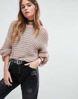 Pull&bear - asos - knitted