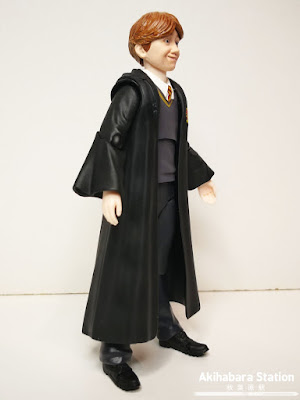 """Figuras: Review del S.H.Figuarts Ron Weasley de """"Harry Potter y la piedra filosofal"""" - Tamashii Nations"""