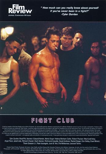 plot analysis and interpretation of the movie fight club We all misunderstood fight club, here's what really happened by sean o'connell 3 years ago the evidence seems to be everywhere in fincher's movie.