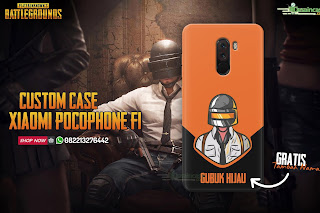 Download Mockup Custom Case Xiaomi Pocophone F1