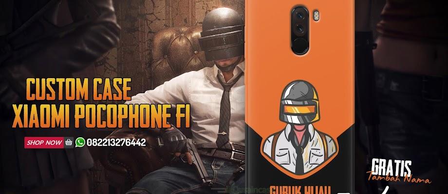 Download Mockup Custom Case Xiaomi Pocophone F1