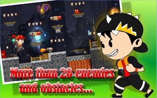 Download Adventures Fire Boy Apk