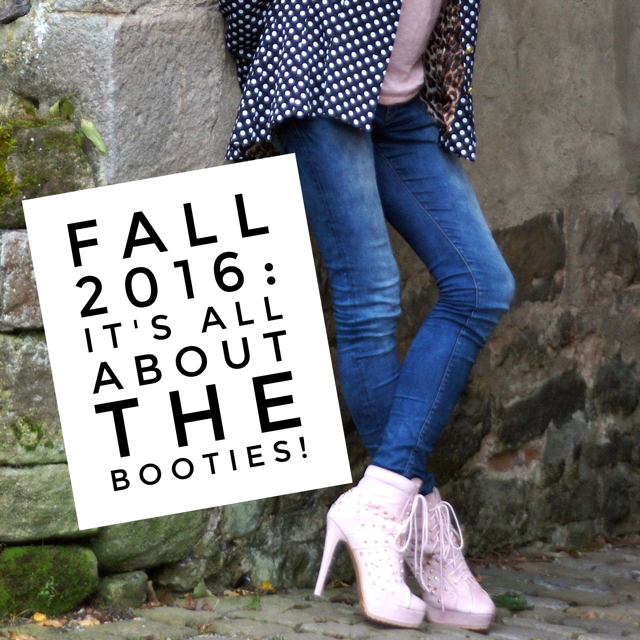 Fashion On Point: How to Wear the Bootie Trend