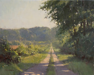 Monday Morning – 16″x 20″ – Oil (Best of Show and Artist's Choice Award – Door County Plein Air Festival 2012)