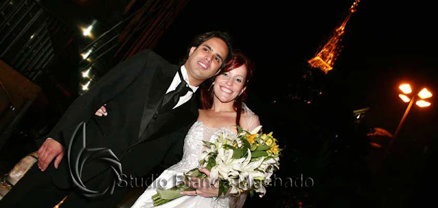 foto profissional de casamento