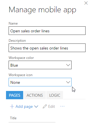 Dynamics 365 for Operation, PowerApps, Common Data Model and