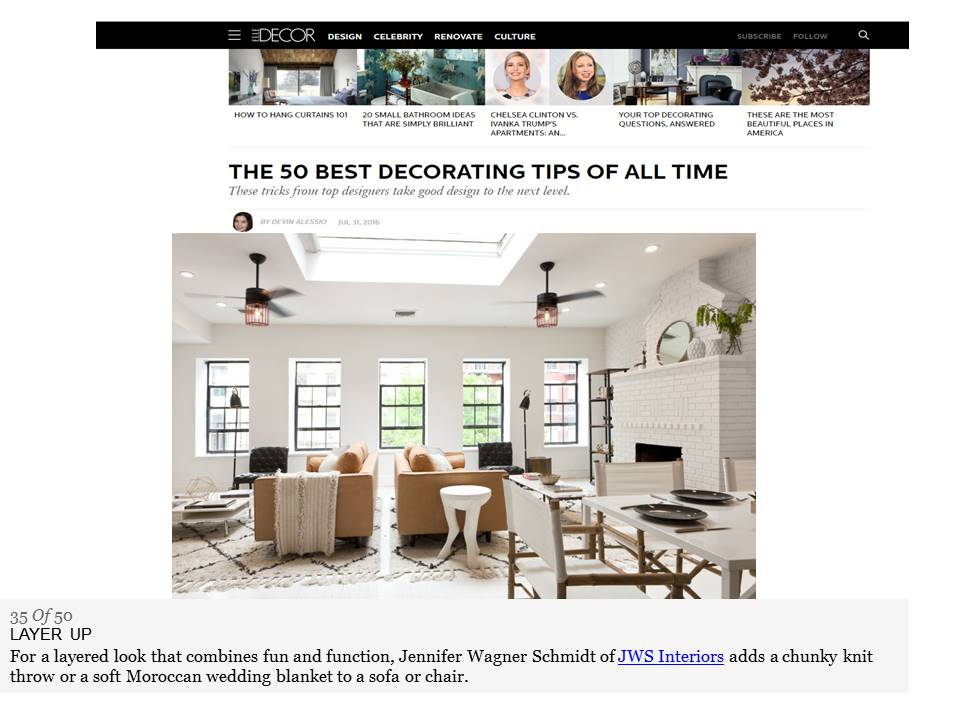 Click Here To Read Elle Decoru0027s 50 Fab Decor Tips From Design Industry  Veterans.