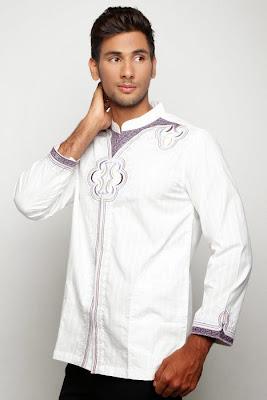 baju muslim polos