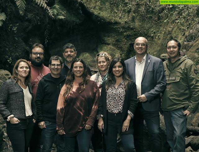 El Cabildo celebra el rodaje en La Palma de la serie de Netflix 'The Witcher', protagonizada por Henry Cavill