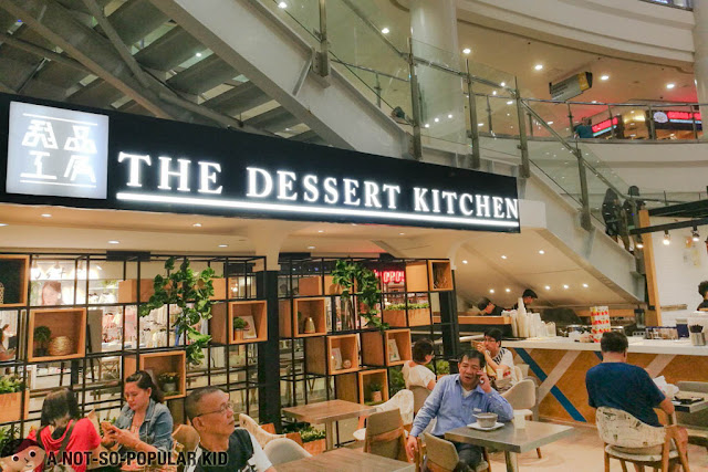 Tuan Tuan The Dessert Kitchen in Robinsons Manila