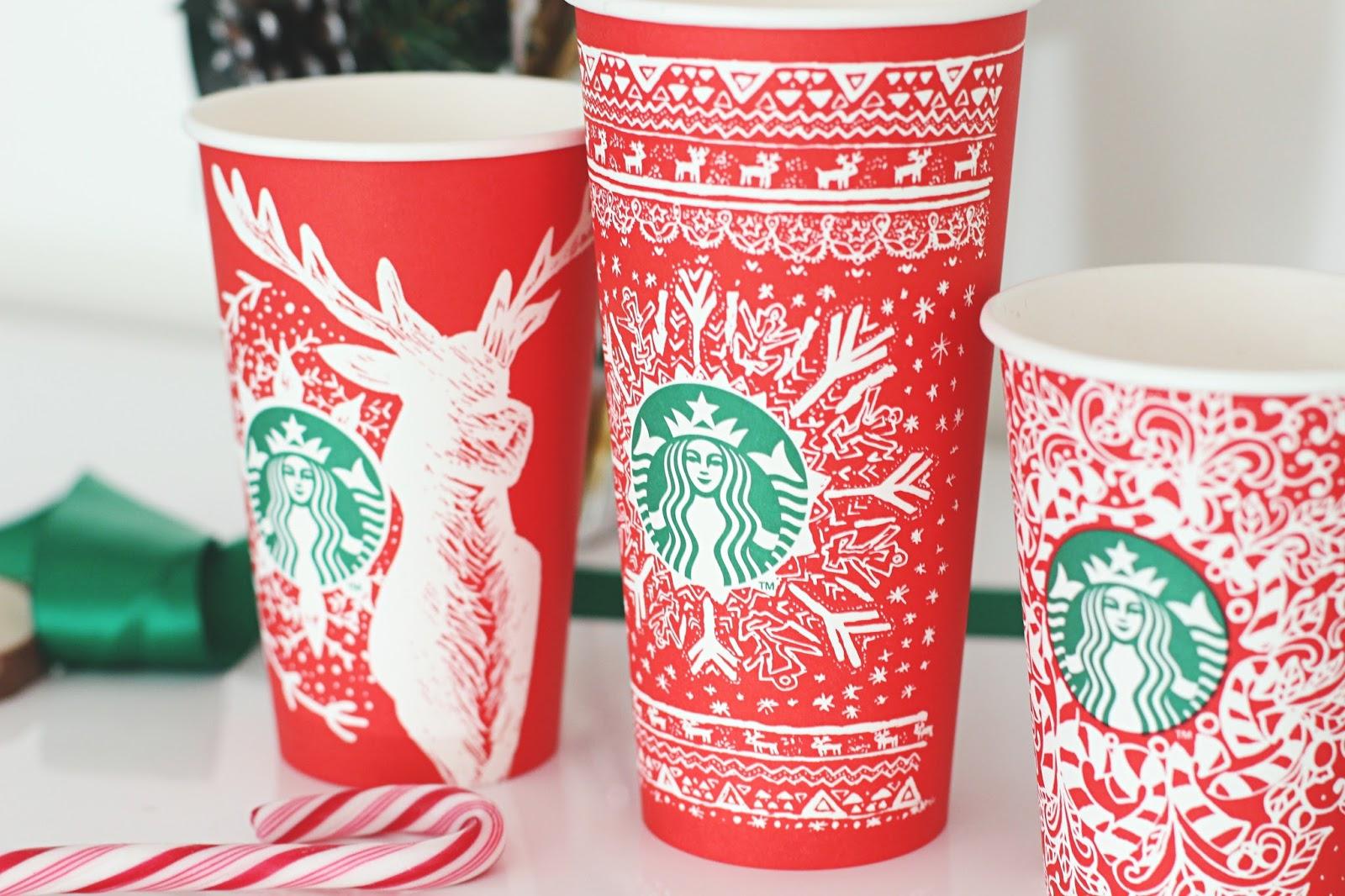 Starbucks Redcups
