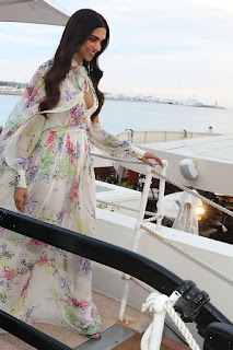 Deepika Padukone in Cannes Latest Photos