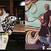 Misterius kedekatan AgnesMo dan Chris Brown