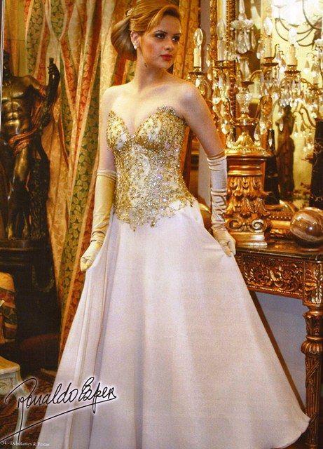 Ronaldo Esper vestido de noiva coleção