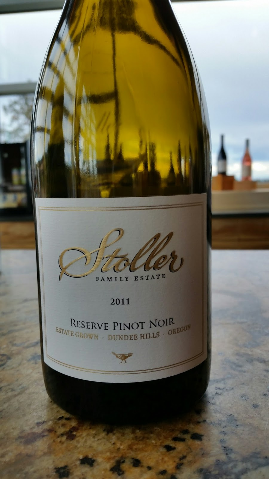 9a2f08a1c8 ... Estate makes very stylish, elegant wines - Chardonnay and Pinot Noir.  The 2011 Reserve Pinot Noir was my favorite. It's good value at $45 USD a  bottle, ...